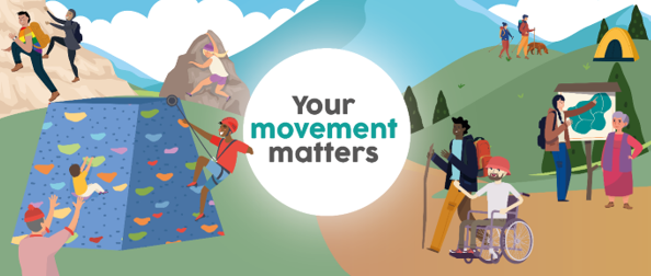 Your Movement Matter Campaign